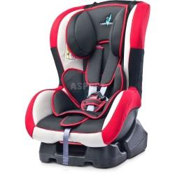 Fotelik samochodowy, dziecięcy, 0-18kg FENIX  czerwony Caretero