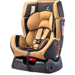Fotelik samochodowy, dziecięcy, 0-25kg SCOPE DELUXE cappuccino Caretero