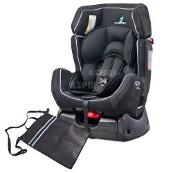 Fotelik samochodowy, dziecięcy, 0-25kg SCOPE DELUXE czarny Caretero