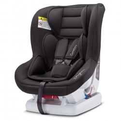 Fotelik samochodowy dziecięcy 0-18 kg PEGASUS czarny Caretero