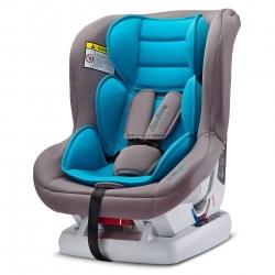 Fotelik samochodowy dziecięcy 0-18 kg PEGASUS niebieski Caretero
