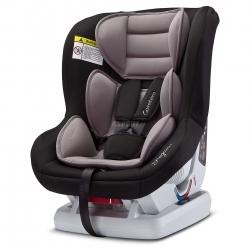 Fotelik samochodowy dziecięcy 0-18 kg PEGASUS szary Caretero
