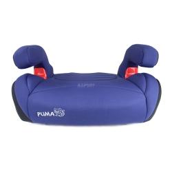 Fotelik samochodowy dziecięcy, booster, poduszka 15-36kg PUMA granatowy Caretero