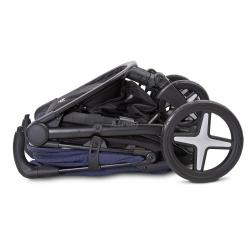 Wózek spacerowy, spacerówka, amortyzowany TITAN granatowy Caretero
