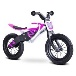 Rowerek biegowy, dzieci�cy, drewniany, 3-6 lat ENDURO Toyz