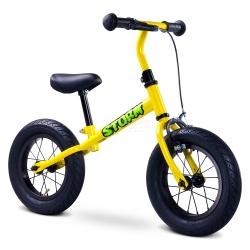Rowerek biegowy, dzieci�cy, metalowy, 3-6 lat STORM Toyz