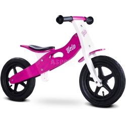 Rowerek biegowy, dziecięcy, drewniany, 3-6 lat VELO Toyz