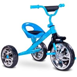 Rowerek dzieci�cy, 3-ko�owy, metalowa rama YORK 3-5 lat Toyz