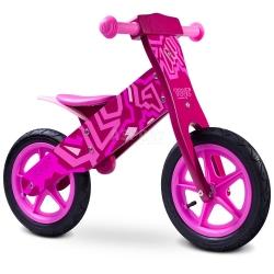 Rowerek biegowy, dzieci�cy, drewniany, 3-6 lat ZAP Toyz