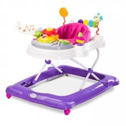 Chodzik dziecięcy + zabawki edukacyjne, multimedialne STEPP Toyz