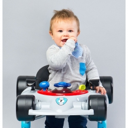Chodzik dziecięcy, dla chłopca, panel multimedialny SPEEDER Toyz