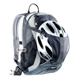Plecak rowerowy, narciarski, biegowy, miejski CROSS BIKE 18l 2kolory Deuter