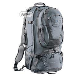 Torba, plecak turystyczny TRAVELLER 80+10L Deuter