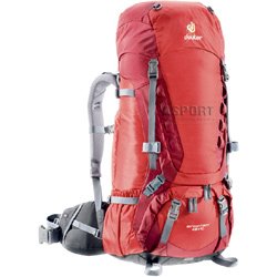 Plecak trekkingowy, wyprawowy AIRCONTACT 45+10L 2kolory Deuter
