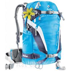Plecak damski, narciarski, skiturowy, wspinaczkowy FREERIDER 24L  Deuter