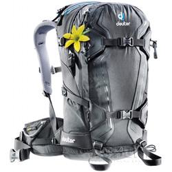 Plecak narciarski, snowboardowy, wspinaczkowy, damski FREERIDER PRO 28L Deuter