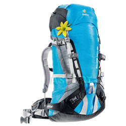 Plecak alpinistyczny, wspinaczkowy damski GUIDE 40+8L Deuter
