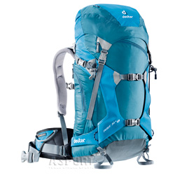 Plecak damski, narciarski, skiturowy, wspinaczkowy RISE 30+ 8l Deuter