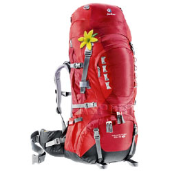 Plecak trekkingowy damski AIRCONTACT PRO 55+15SL 2kolory Deuter