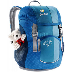 Plecak dzieci�cy SCHMUSEBAR 8L 3kolory Deuter