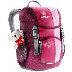Plecak dzieci�cy SCHMUSEBAR 8L 4kolory Deuter