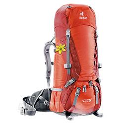 Plecak trekkingowy, wyprawowy, damski AIRCONTACT SL 40+10 L 2kolory Deuter