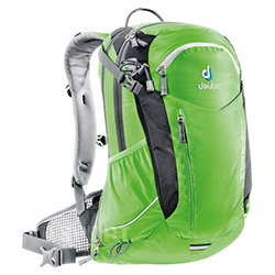 Plecak rowerowy, narciarski, biegowy CROSS AIR EXP 20+4L 2kolory Deuter