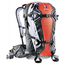 Plecak narciarski, snowboardowy, wspinaczkowy FREERIDER PRO 30L Deuter