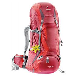 Plecak turystyczny, trekkingowy, damski FUTURA VARIO SL 45 + 10L  Deuter