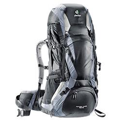 Plecak turystyczny, trekkingowy FUTURA VARIO 50+10+5 L Deuter