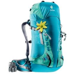 Plecak alpinistyczny, wspinaczkowy damski GUIDE LITE 28L  Deuter