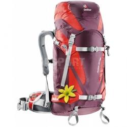 Plecak alpinistyczny, wspinaczkowy, skiturowy RISE 30+ SL damski Deuter