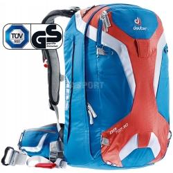 Plecak lawinowy, sportowy, turystyczny, g�rski ONTOP ABS 30 L Deuter