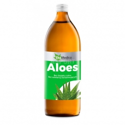 ALOES - suplement diety 1 L EkaMedica