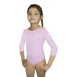 Body dziecięce, dziewczęce, do tańca, do ćwiczeń BODYSUIT Gwinner