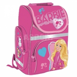Plecak szkolny, tornister, dla dziewczynki 10L BARBIE