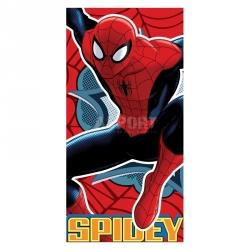 Ręcznik kąpielowy, plażowy, 100% bawełna 70x140 cm SPIDER-MAN