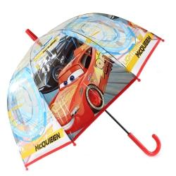 Parasol dziecięcy, manualny 67 cm CARS - AUTA