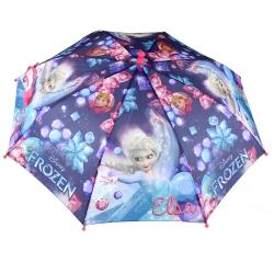 Parasol dziecięcy, manualny 73 cm FROZEN