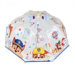 Parasol dziecięcy, manualny, przezroczysty 65 cm PSI PATROL