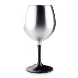 Kieliszek do czerwonego wina, niet�uk�cy, sk�adany, stal nierdzewna 450ml GSI