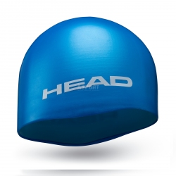 Czepek p�ywacki, silikonowy MOULDED  jasnoniebieski Head