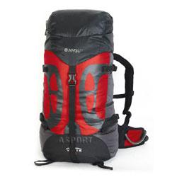 Plecak turystyczny, trekkingowy, transportowy MASSA 45L Hi-Tec
