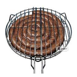 Okrągła forma, ruszt do grilla Cadac