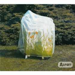 Pokrowiec na 4 złożone krzesła campingowe Kamai