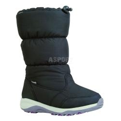 Buty zimowe, śniegowce dziecięce BOMBSHELL czarne Kamik
