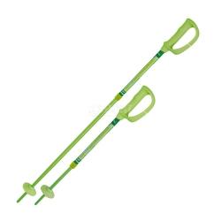 Kije narciarskie, dziecięce, dla juniorów 80-105 cm QUARTERBACK VARIO Komperdell