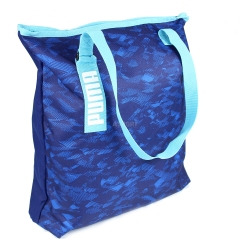 Torba na ramię typu shopper CORE ACTIVE SHOPPER granatowa Puma