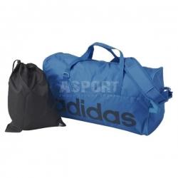 Torba sportowa, treningowa + worek na buty LINEAR PER M Adidas