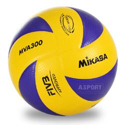 Piłka siatkowa, na halę, FIVB Approved MVA 300 Mikasa
